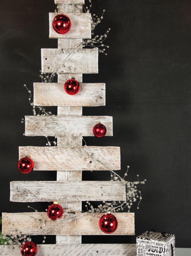 pallet wood alternative christmas tree tutorial diy