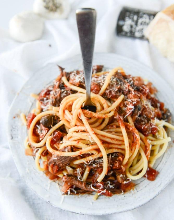 short rib ragu pasta sauce recipe crock pot