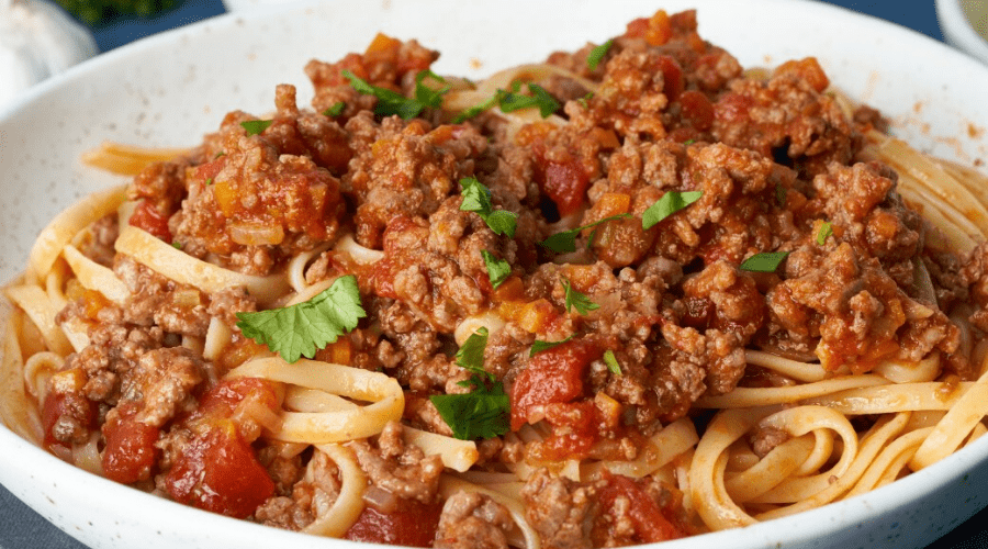 slow cooker spaghetti sauce recipe