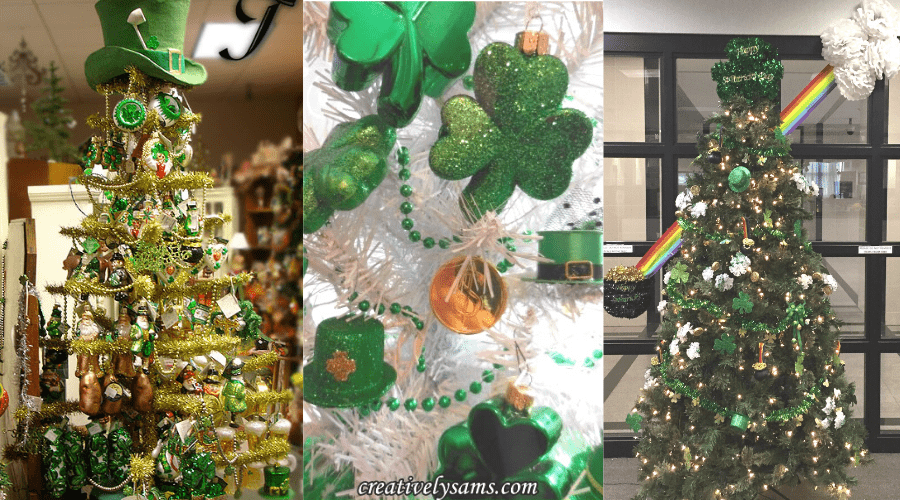 St. Patricks day Tree ideas