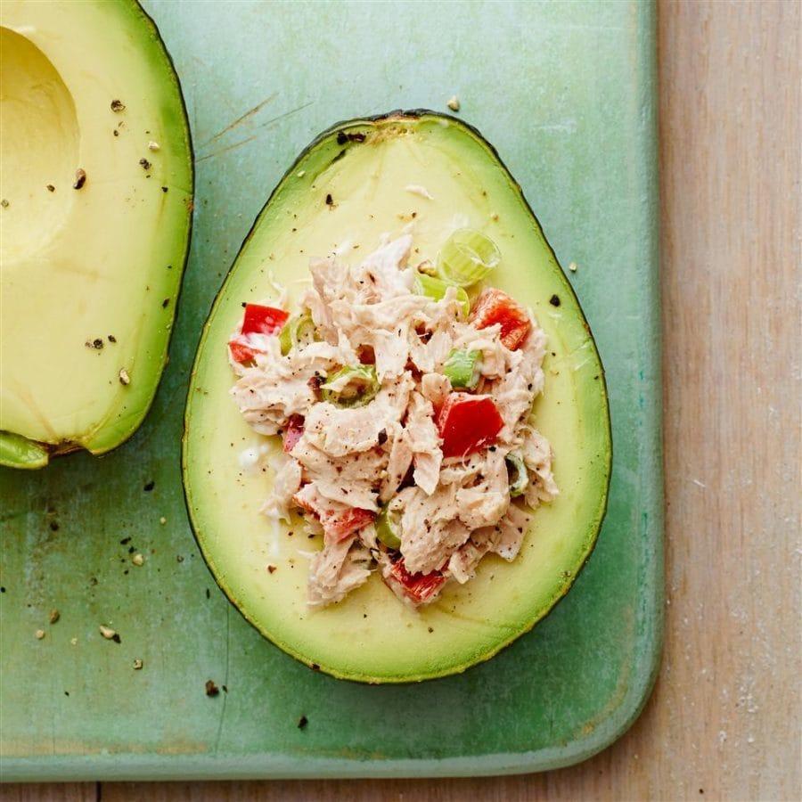 tuna avocado tapas recipe