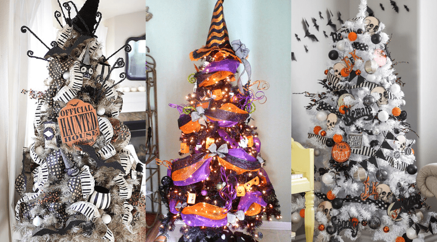 spooky trees for halloween