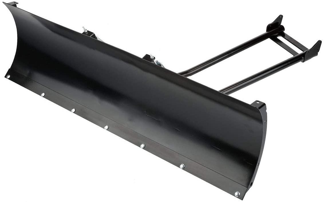 WARN 78950 Pro Vantage Steel Plow Blade with Wear Bar, 50 Length