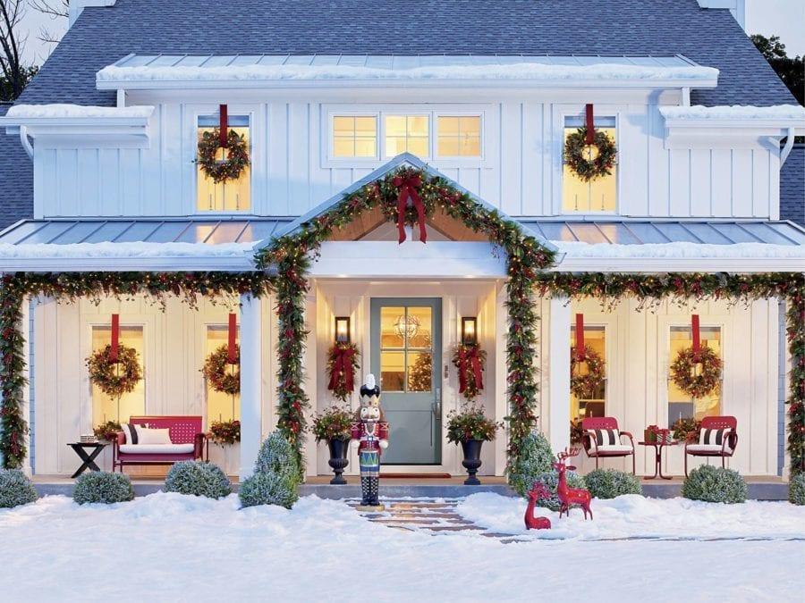 large front porch decoration ideas grandin road