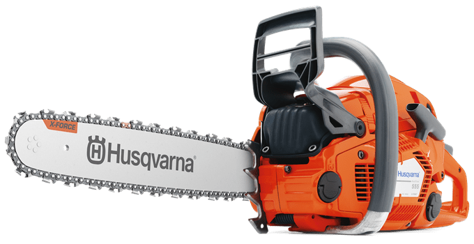 Husqvarna 555 Chainsaw