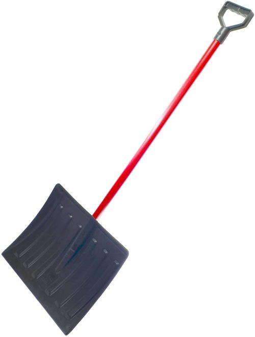 HBC 17-Inch Poly Snow Shovel & Pusher