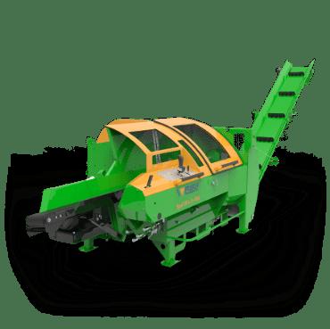 Posch S-375 Circular Saw Firewood Processor