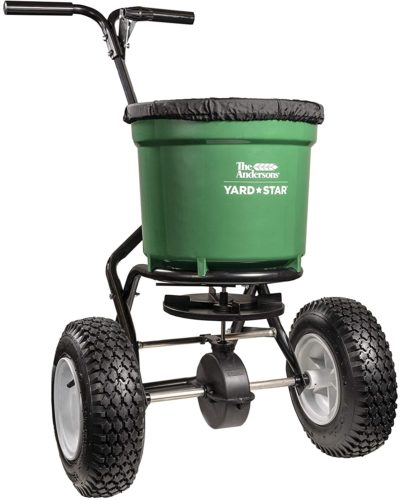 The Andersons Yard Star Broadcast Spreader