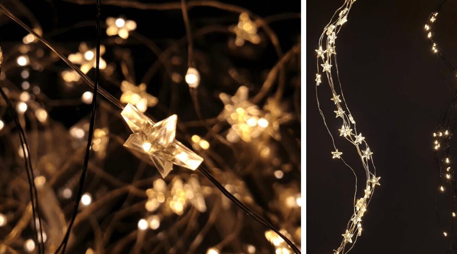 best xmas decoration ideas star light