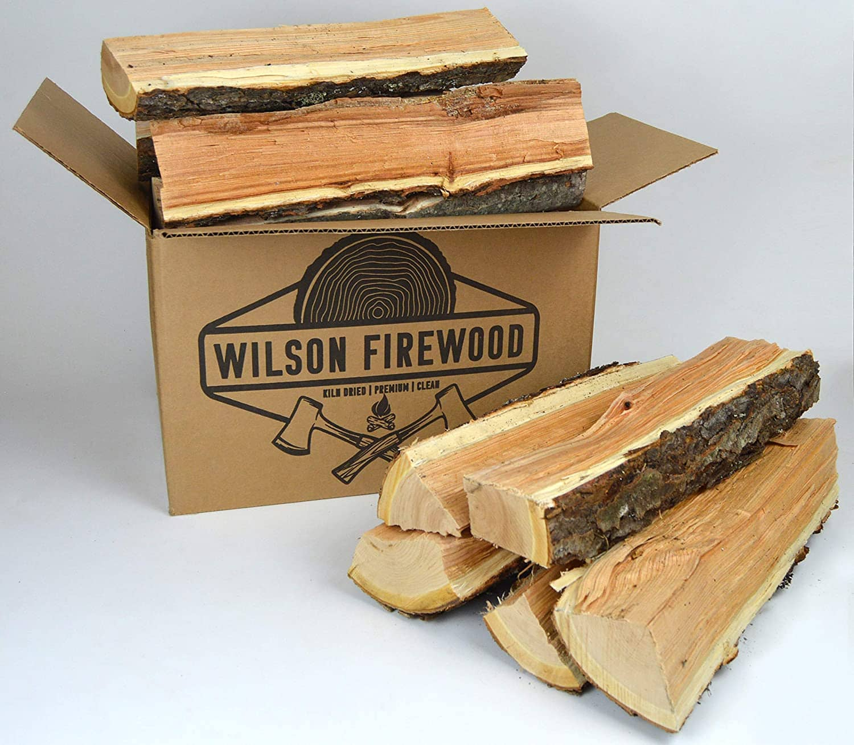 Wilson Enterprises Split Cherry Firewood
