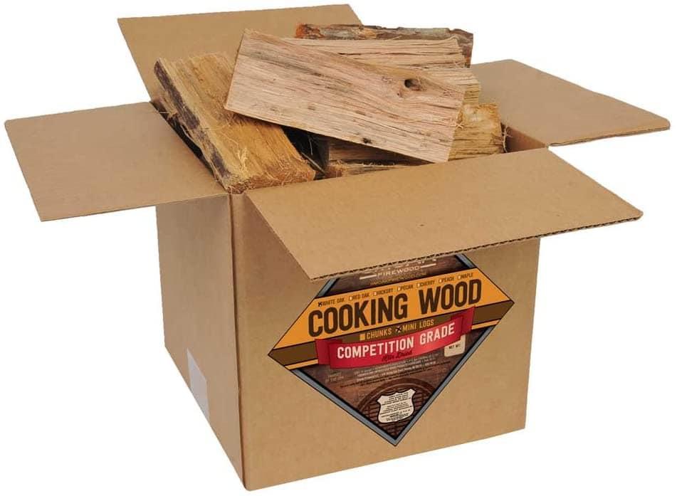 Smoak Firewood Oak Cooking Logs