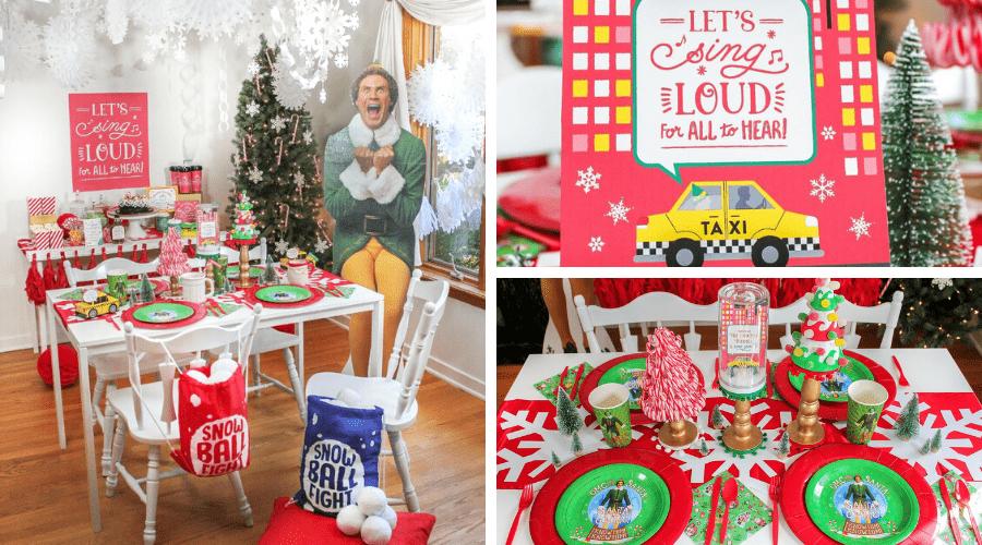 christmas decorating ideas elf movie