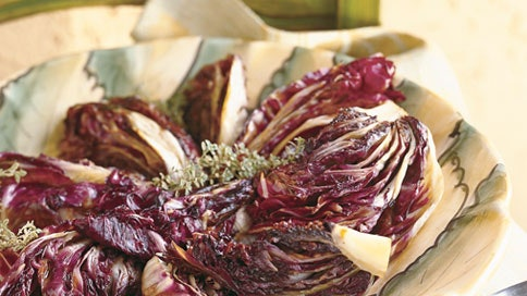 roasted radicchio bon appetit recipe