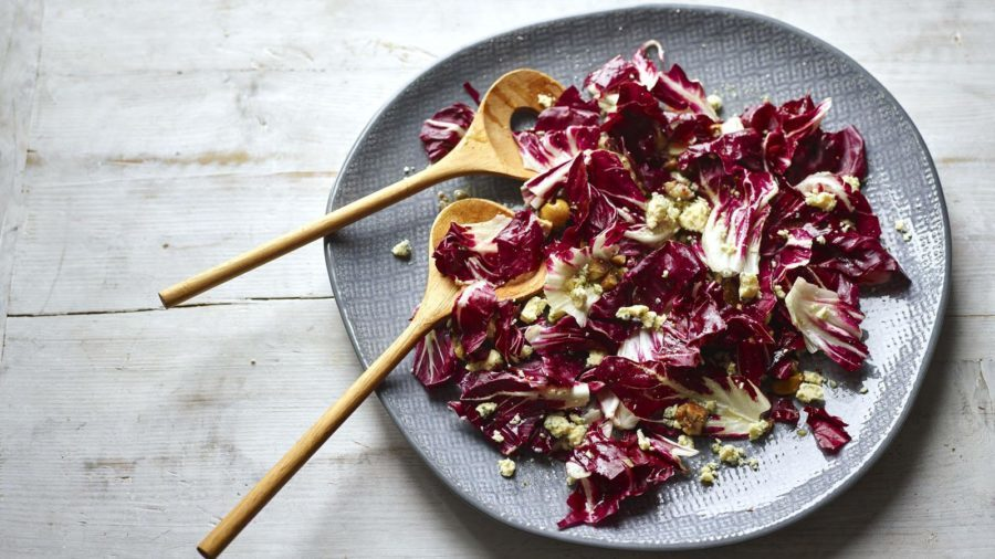 walnut radicchio salad BBC Food recipe