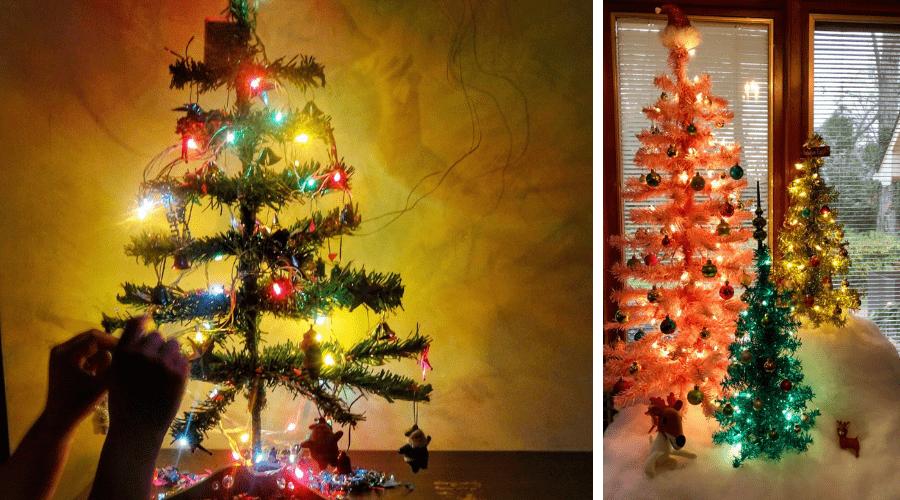 small Christmas tree ideas best small trees