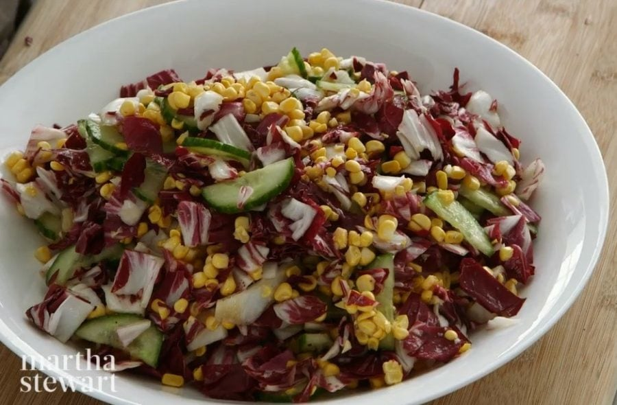 tricolor salad recipe martha stewart