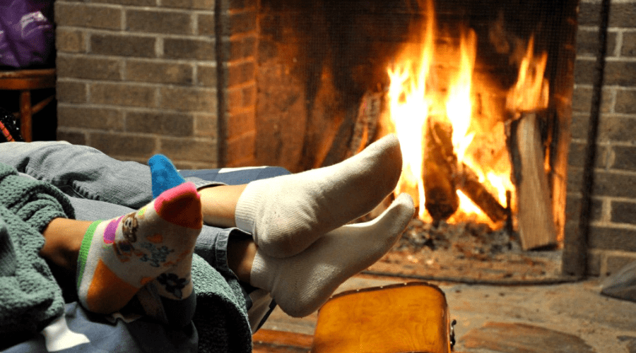 types of fireplaces wide featured