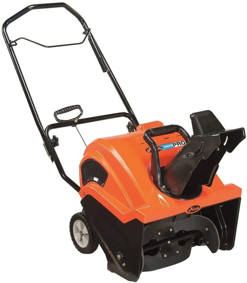 Ariens Path-Pro 21 in. Single-Stage Snow Blower-208cc - Best Snow Blowers: Reviews and Buyers Guide 2021