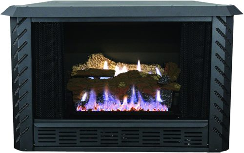 Ashley Hearth AGVF340LP Vent-Free Propane Gas Firebox