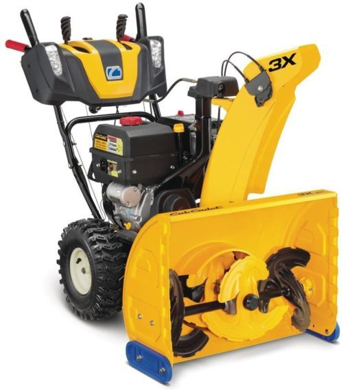 Cub Cadet 3X 26 in. 357cc 3-Stage Electric Start Gas Snow Blower - Best Snow Blowers: Reviews and Buyers Guide 2021