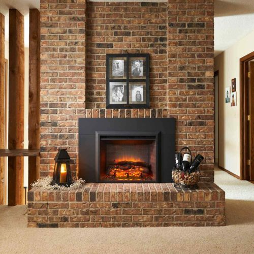GreatCo Gallery Series Insert Electric Fireplace