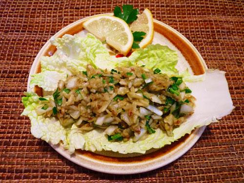 erusalem Artichoke Salad
