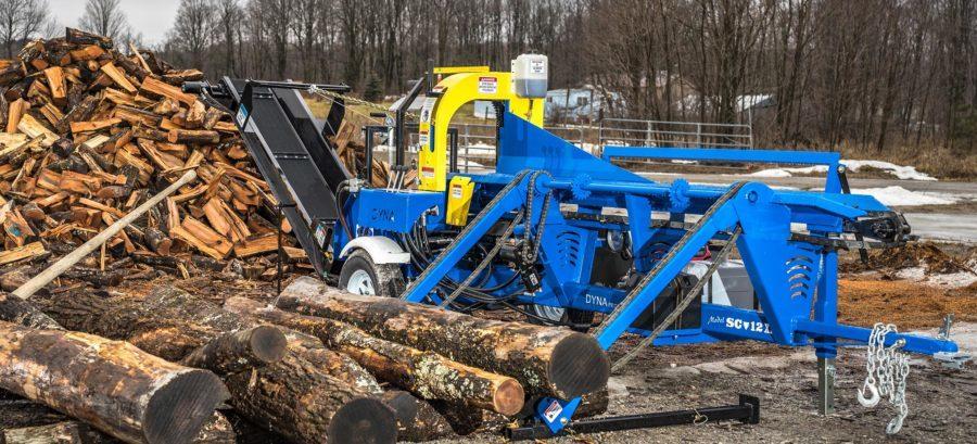 dyna firewood processor sc 12