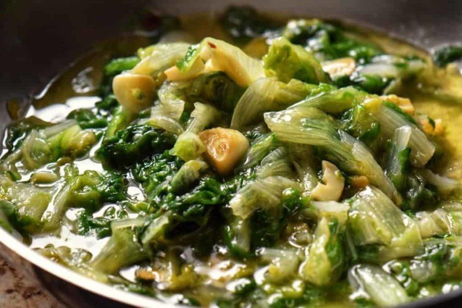 Sauteed Escarole Recipe Italian Style
