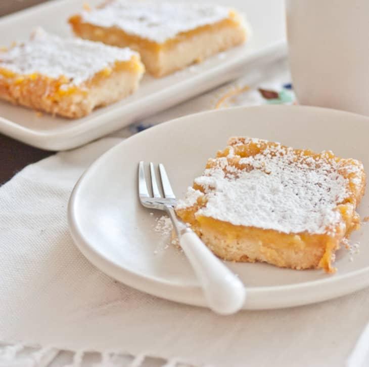 Sweet Recipe: Pomelo Citrus Bars