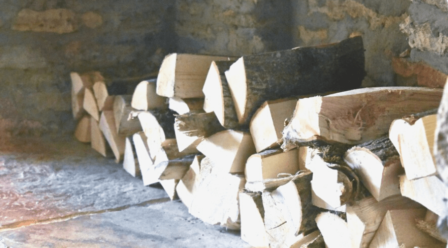 hickory firewood guide featured wide storing seasoned hickory firewood in stone