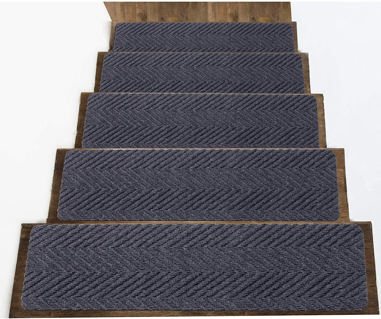 Indoor and Outdoor Carpet Stair Treads