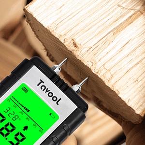 moisture meter tavool check range