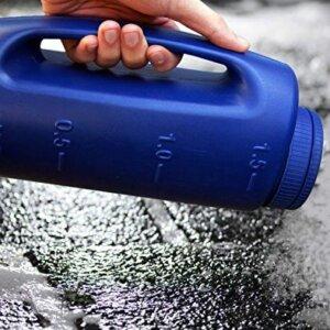 handheld salt spreader deicer