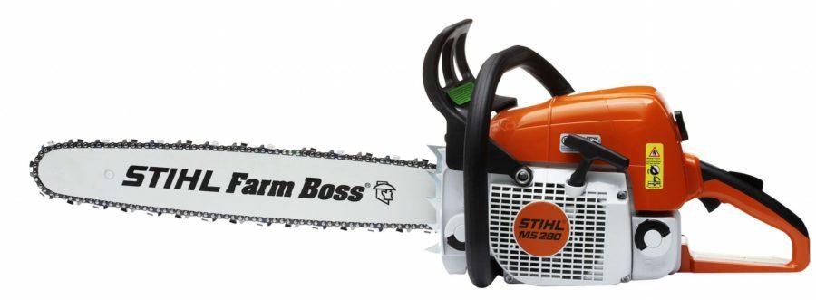Stihl Farm Boss 24 inch gas chainsaw