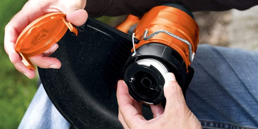 String Trimmer Disassembly