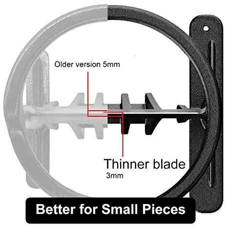 Wood Kindling Splitter Hand Grinding Blade