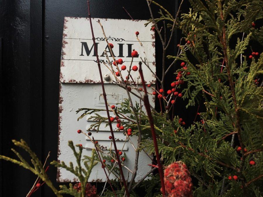 christmas mailbox idea outdoor decoration