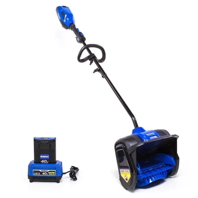 Kobalt 40-Volt 12-in Snow Blower - Find the Best Kobalt Snow Blower for Your Needs