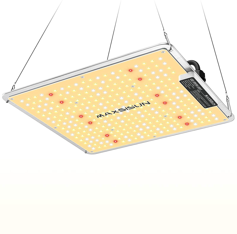 MAXSISUN Hanging LED Grow Light