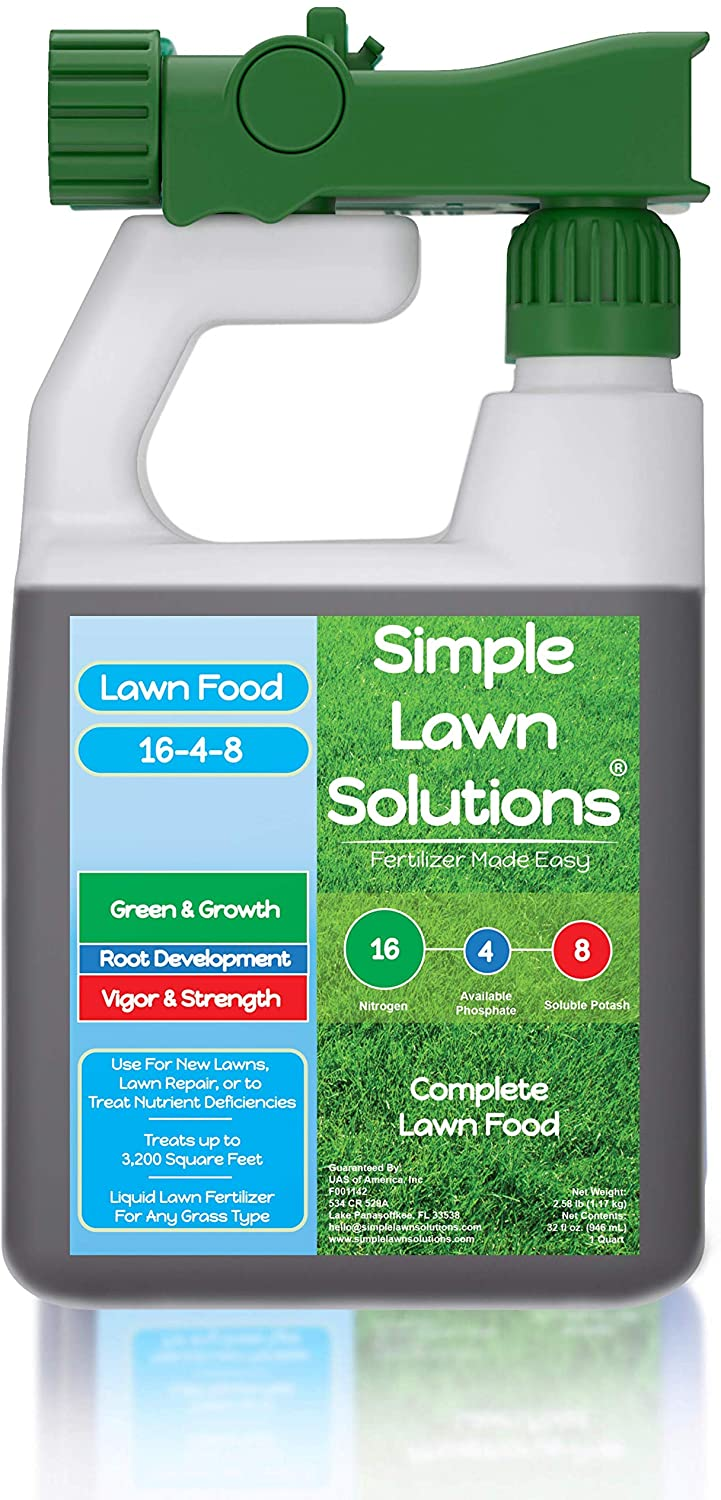 Simple Lawn Solutions Balanced Lawn Food