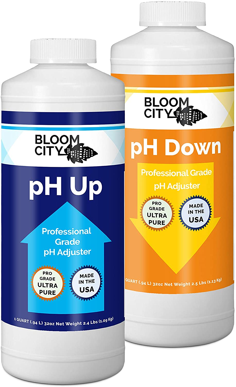 soil pH up down kit
