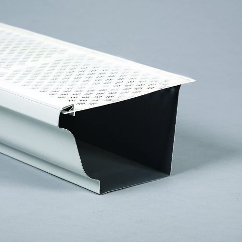 Amerimax Home Products 86670 Snap-In Filter Gutter Guard - The Best Gutter Guards for Your Home