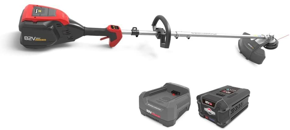Snapper XD 82V MAX Cordless Electric String Trimmer