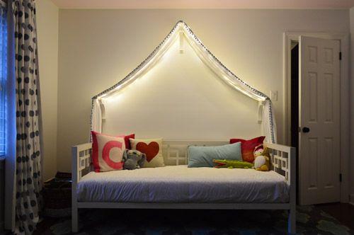 Children's Canopy Bed Lights