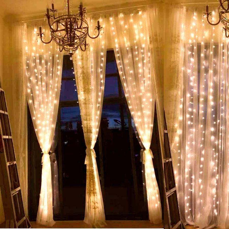 Curtain Light Shower