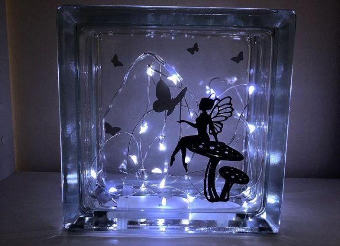 Fairy Glass Block