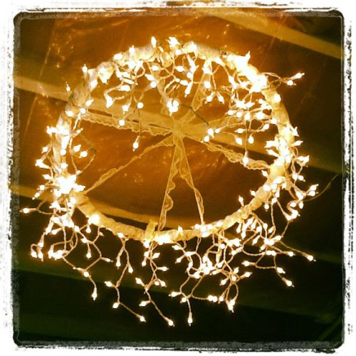Fairy Lights Chandelier