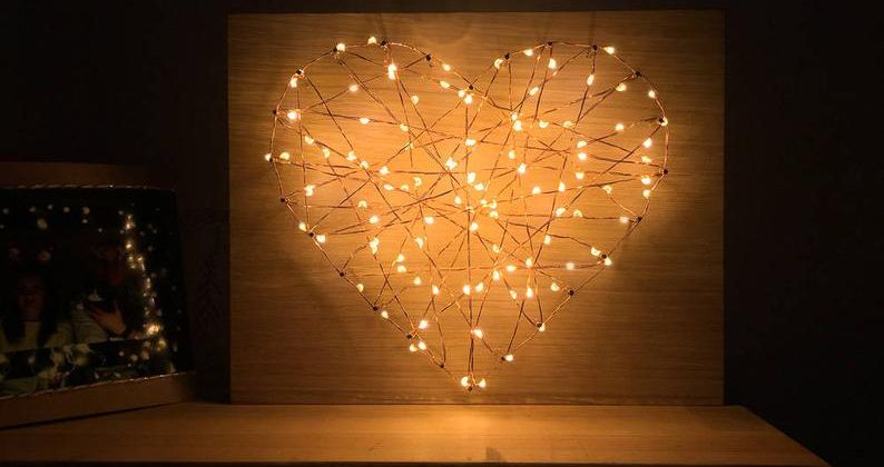 Hearty Fairy String Lights