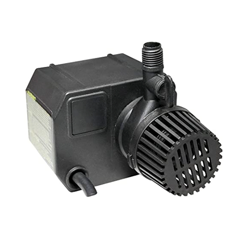 Beckett Corporation 250 GPH Submersible Pond Pump
