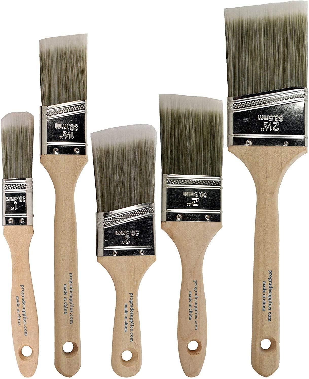 Pro Grade - Paint Brushes